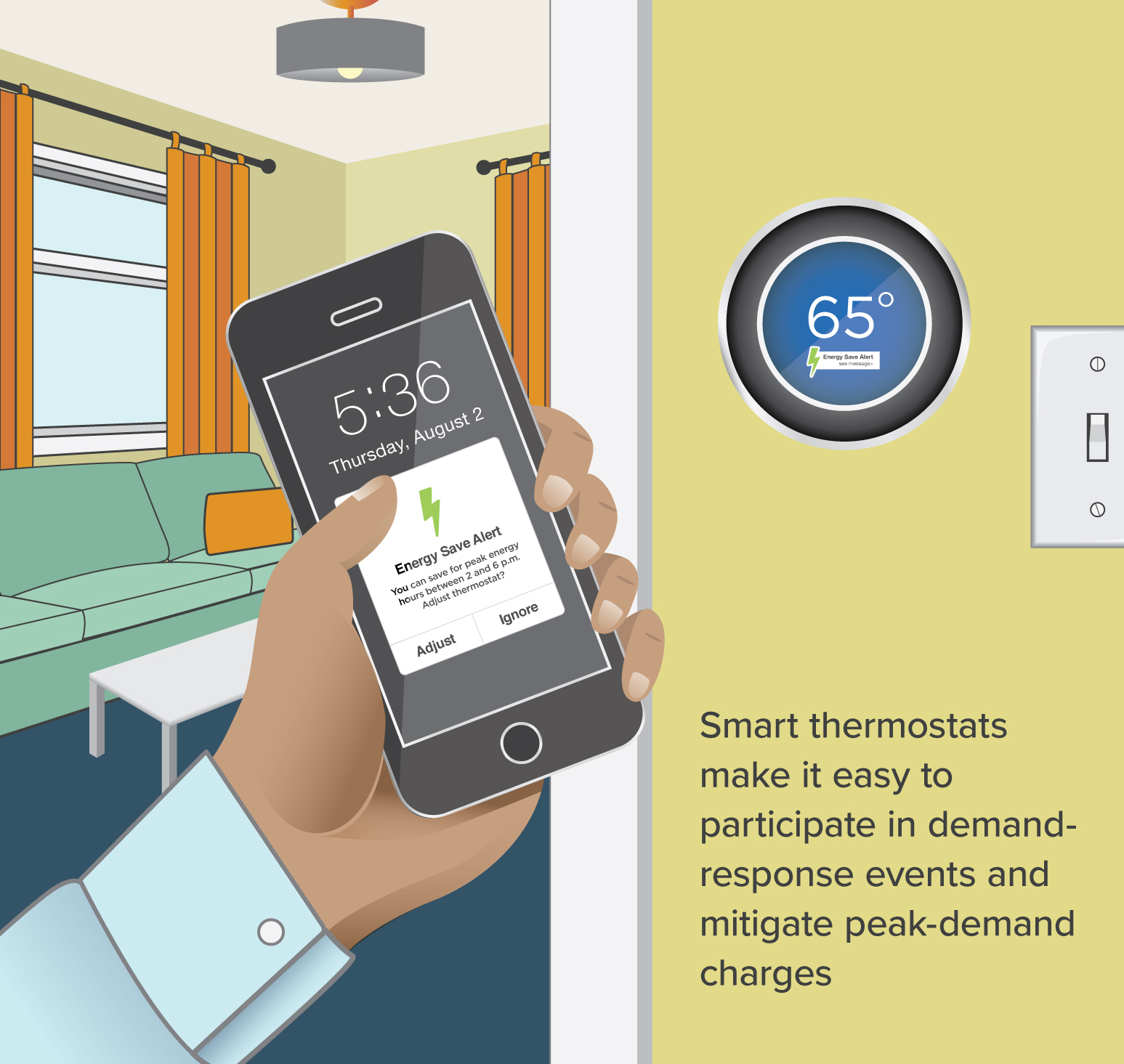 Article Recent Articles Electronics Events Join The To Sending Pop Up Alerts Tell Consumers About Upcoming Opportunities Ie Earn Money Toward Your Bill By Saving Energy Tomorrow Between 5pm 7pm