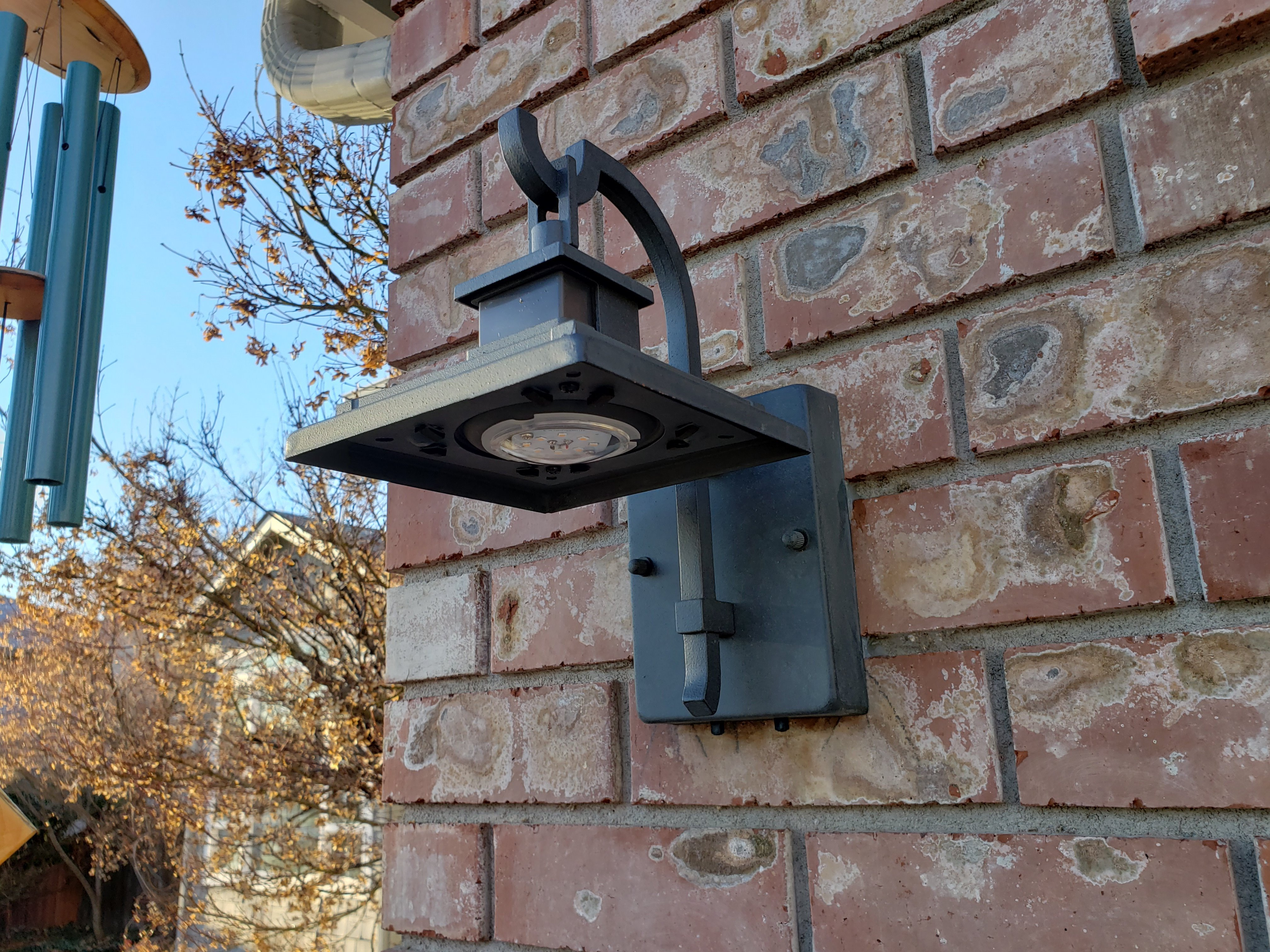 Modiified LED Outdoor Light